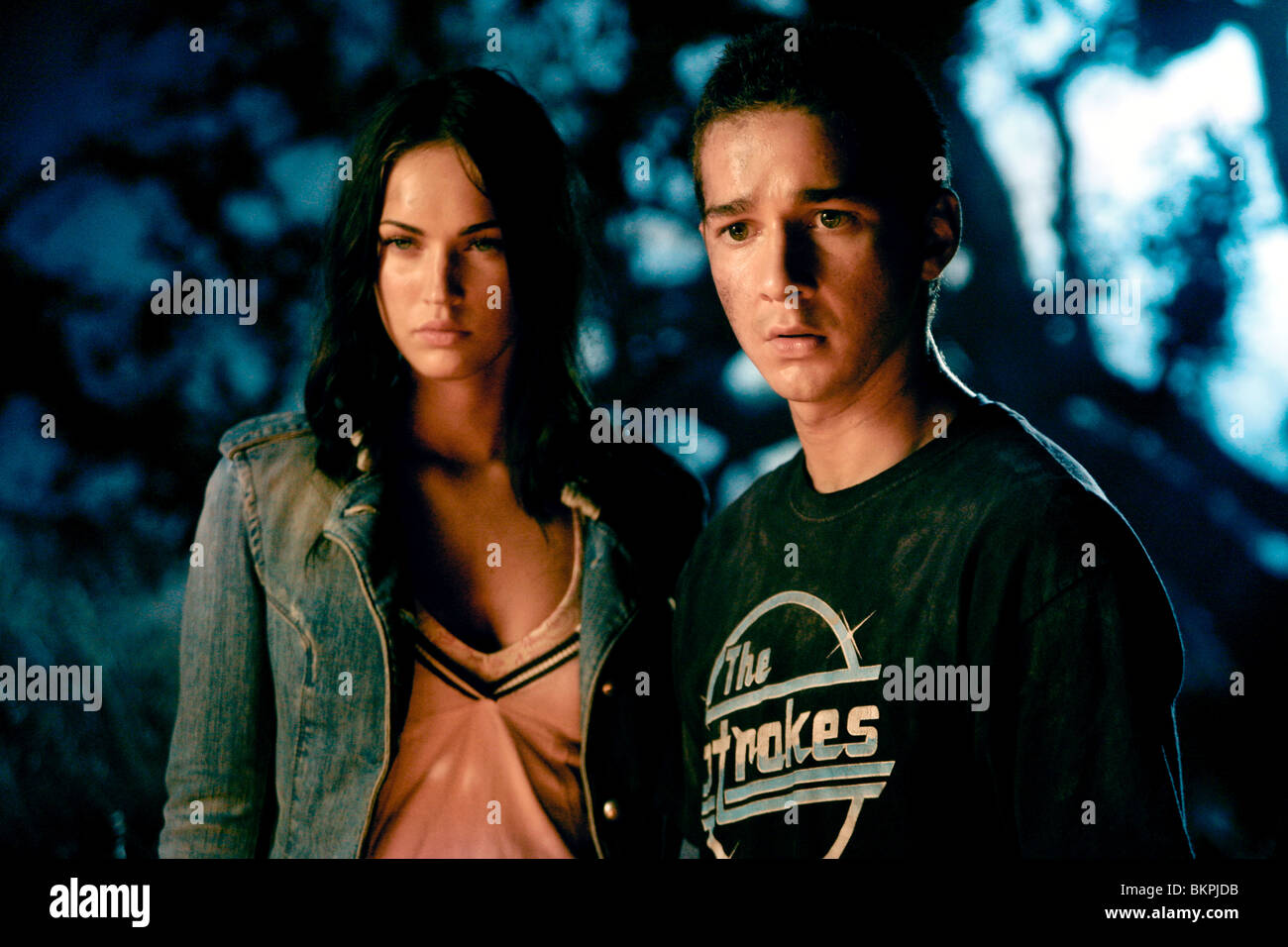 TRANSFORMERS (2007) MEGAN FOX, SHIA LABEOUF MICHAEL BAY (DIR) TRRS 001-08 MOVIESTORECOLLECTION LTD - Stock Image