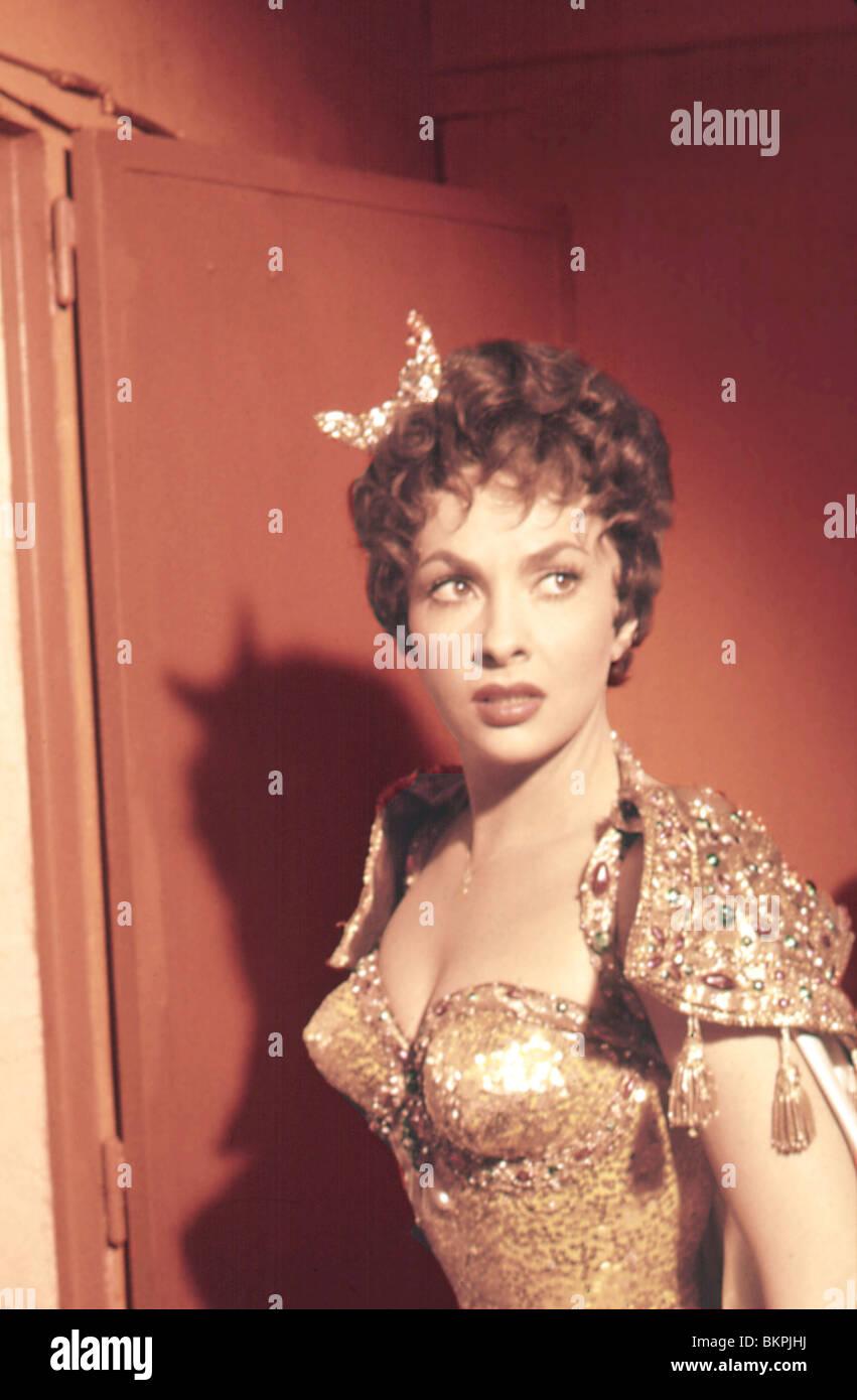 TRAPEZE -1956 GINA LOLLOBRIGIDA - Stock Image