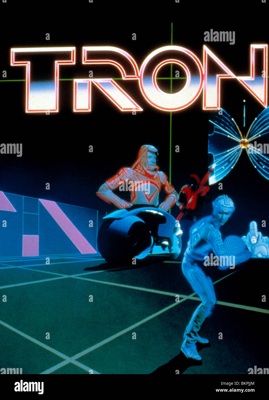 1982 disney movie tron