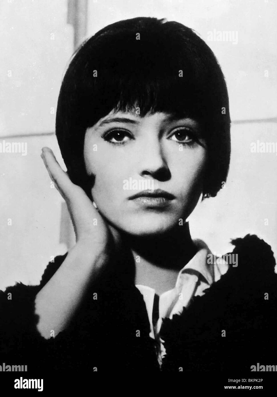 VIVRE SA VIE (1962) IT'S MY LIFE (ALT) MY LIFE TO LIVE (ALT) ANNA KARINA JEAN-LUC GODARD (DIR) VIVR 001 - Stock Image