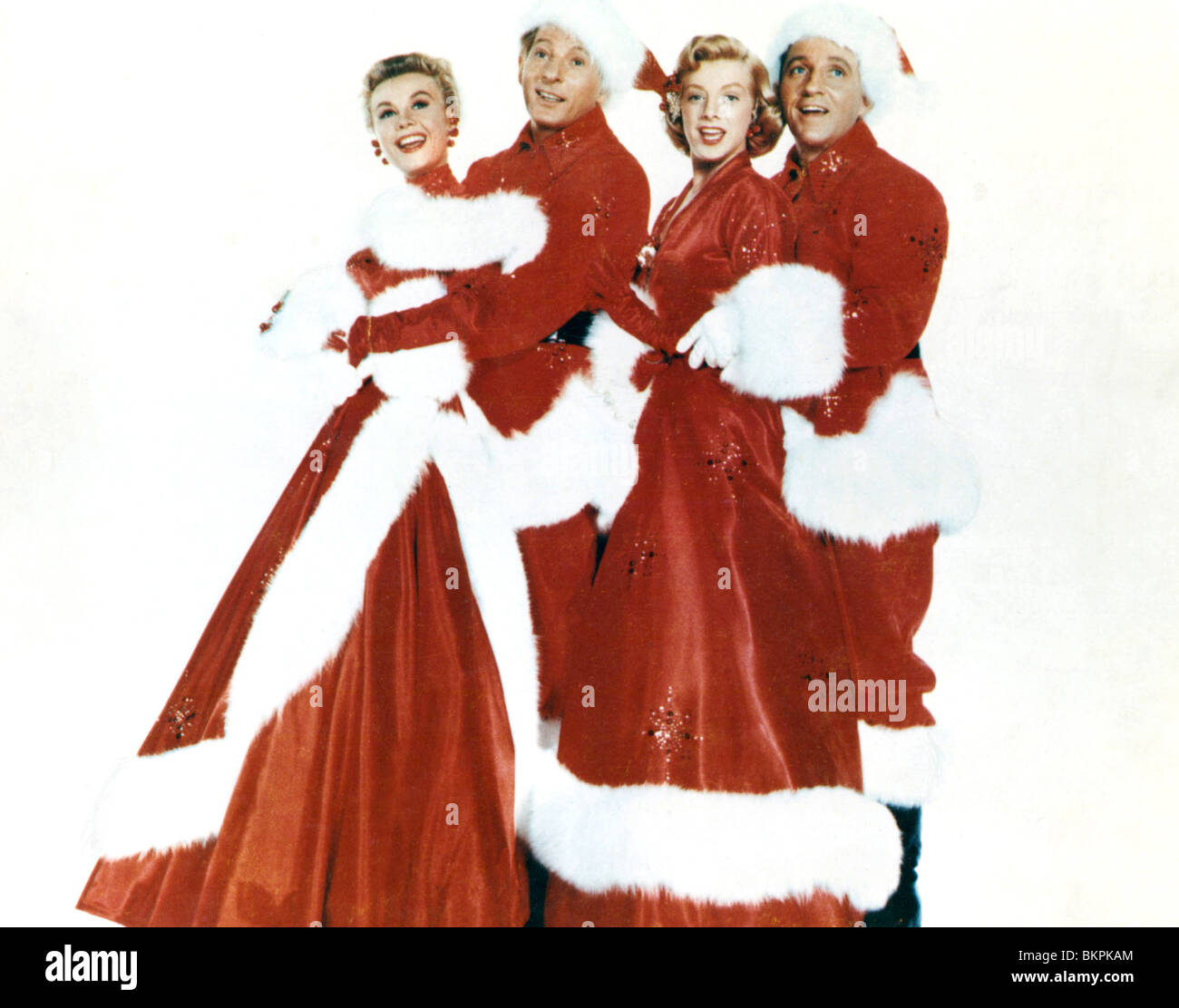 White Christmas 1954 Vera Ellen Danny Kaye Rosemary Clooney Bing Crosby