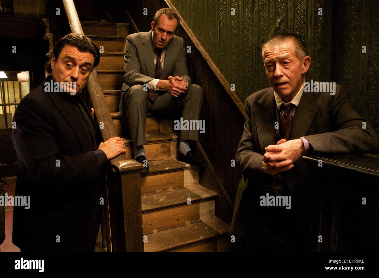 44 INCH CHEST (2009) MALCOLM VENVILLE (DIR) 004 - Stock Image