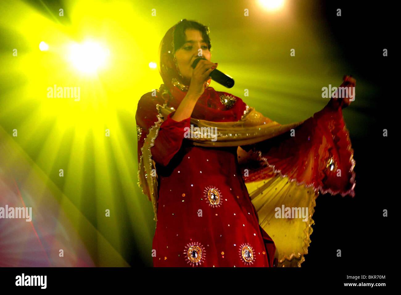 AFGHAN STAR (2009) HAVANA MARKING (DIR) 003 - Stock Image