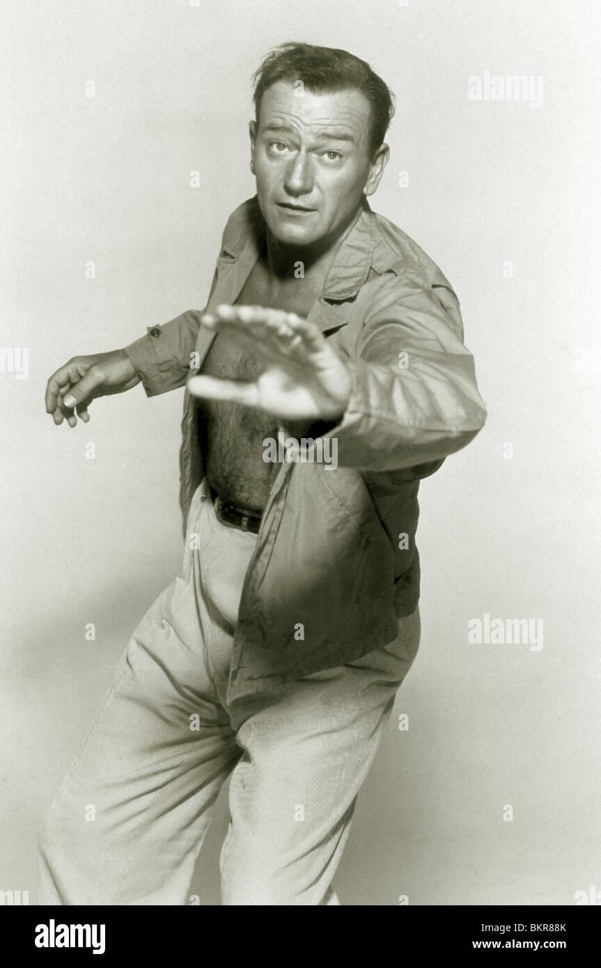 BIG JIM MCLAIN (1957) JOHN WAYNE EDWARD LUDWIG (DIR) BJMC 001P - Stock Image