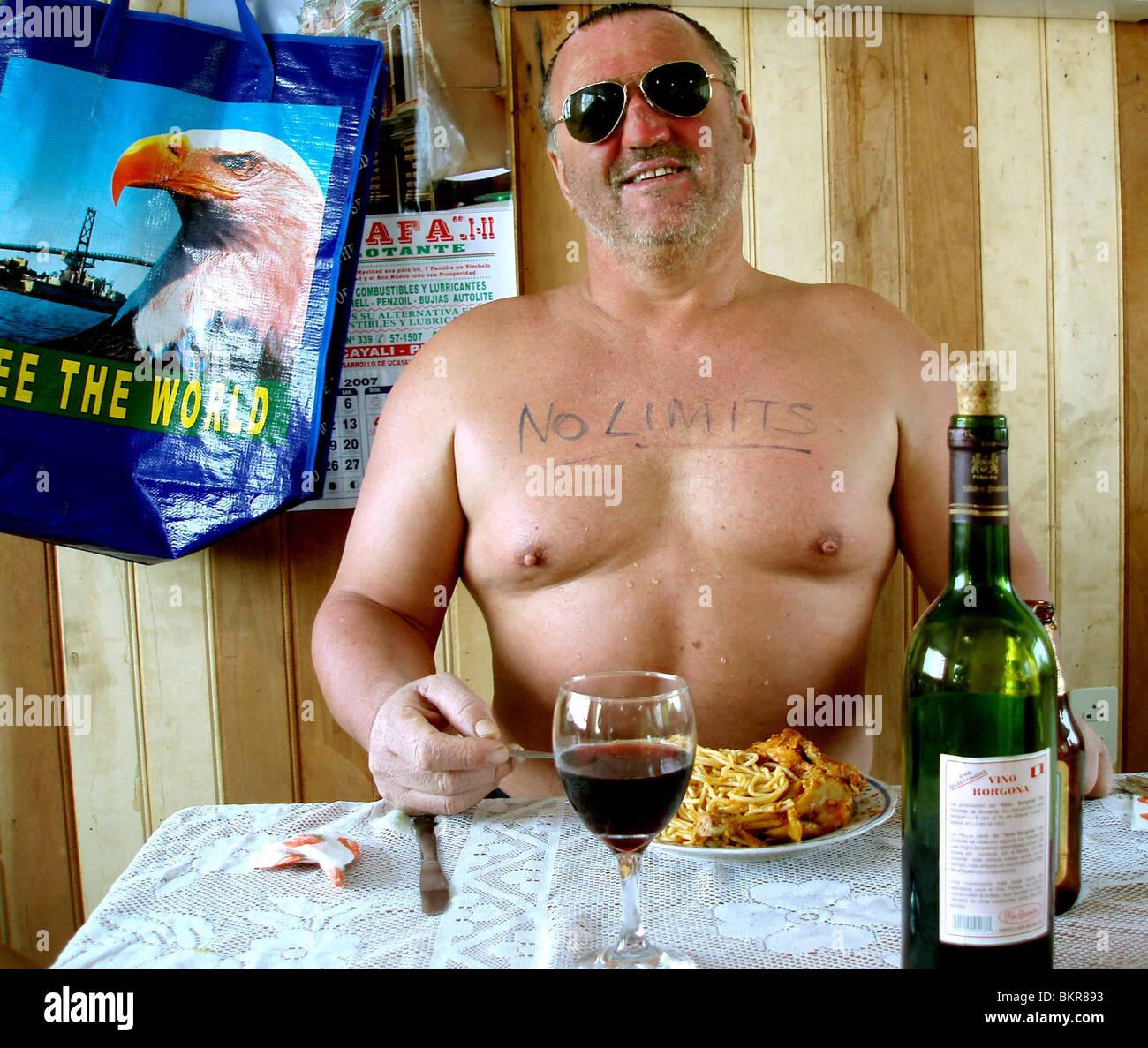 BIG RIVER MAN (2009) JOHN MARINOUIN (DIR) 001 - Stock Image