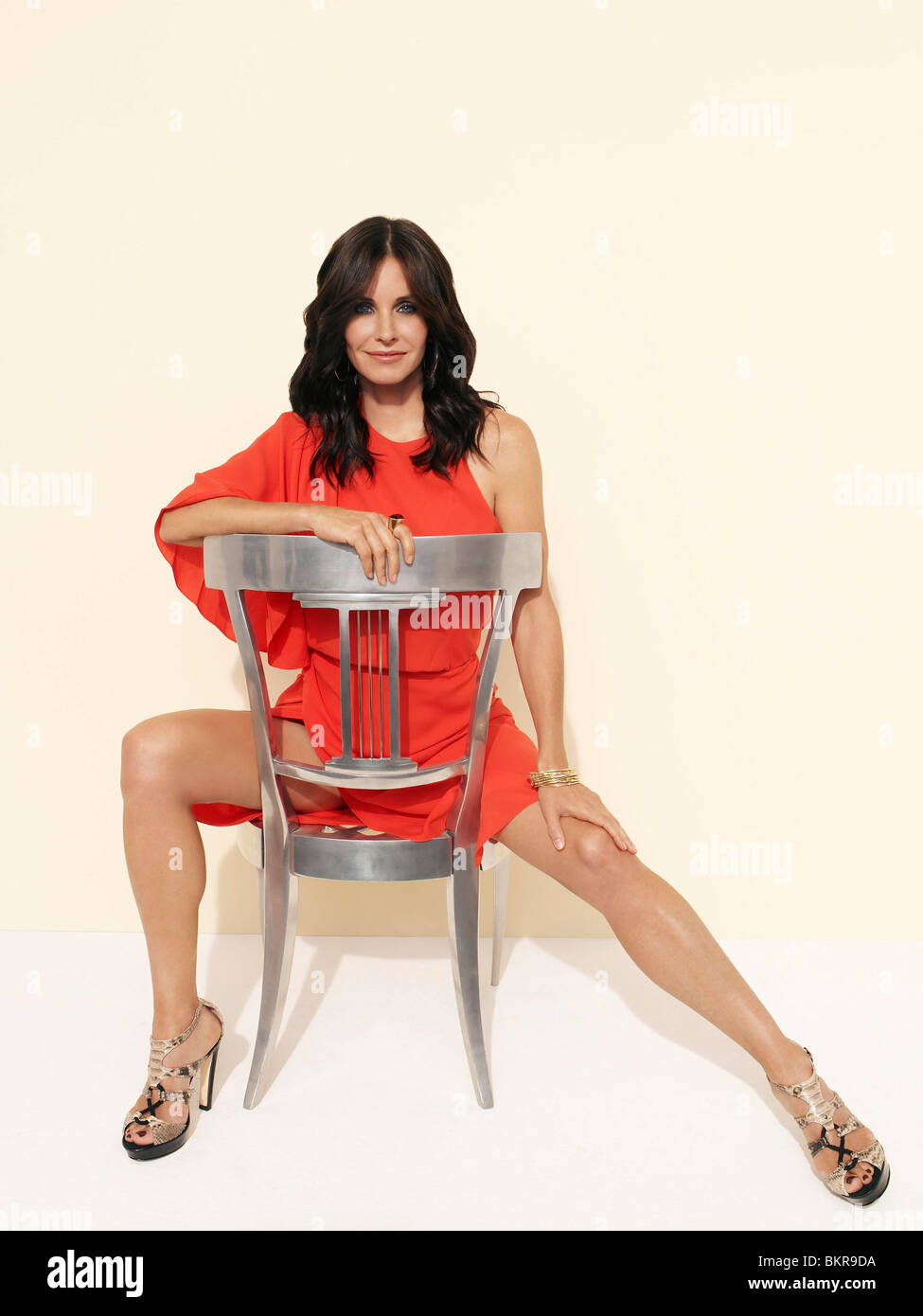 COUGAR TOWN (TV) -2009 COURTENEY COX - Stock Image