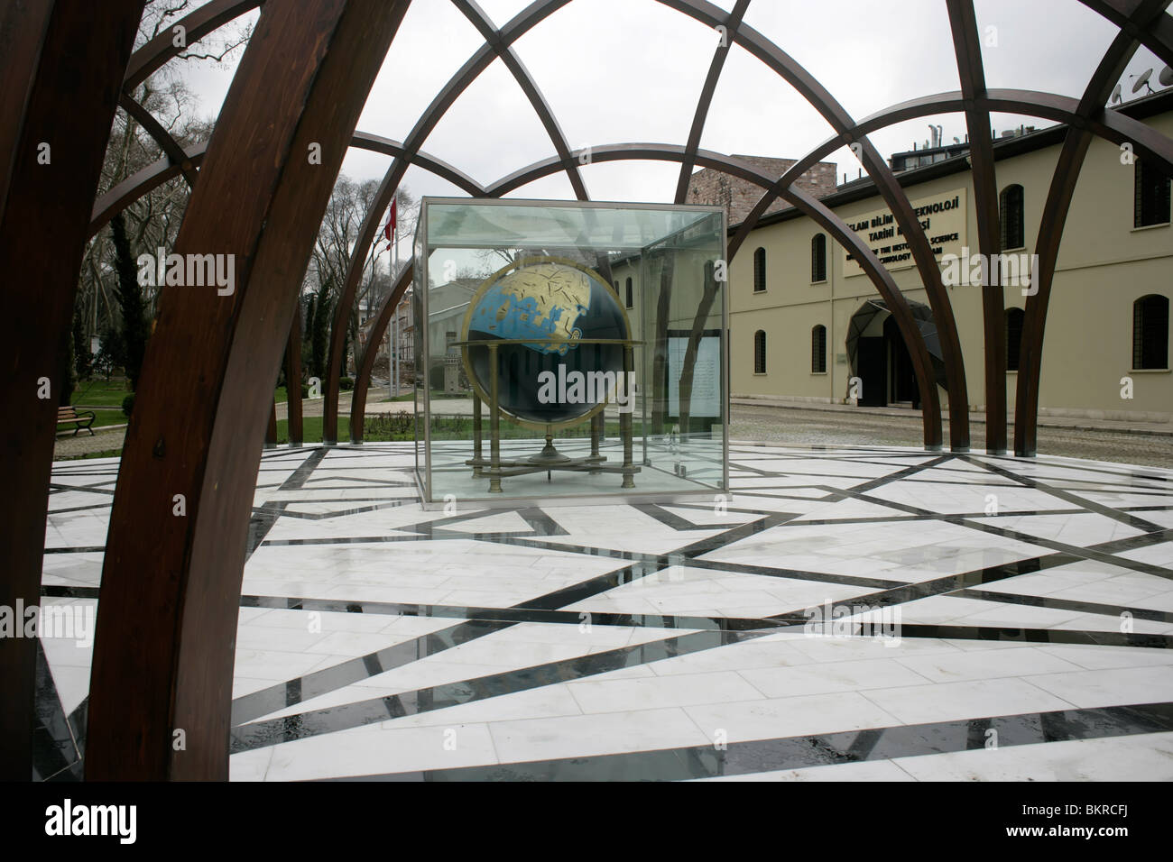 Museum of the History of Islamic Science and Technology, Istanbul, Turkey - Stock Image