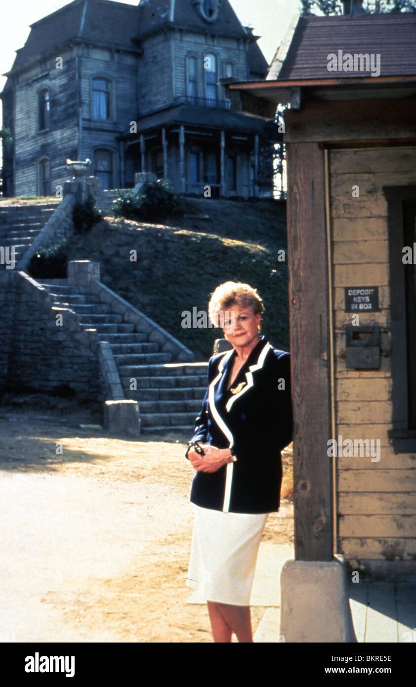 MURDER SHE WROTE (TV) ANGELA LANSBURY - Stock Image