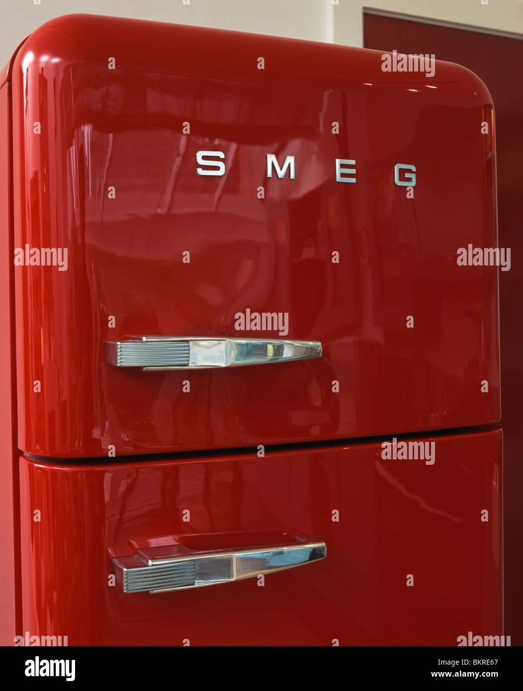 smeg fridges stock photos smeg fridges stock images alamy. Black Bedroom Furniture Sets. Home Design Ideas