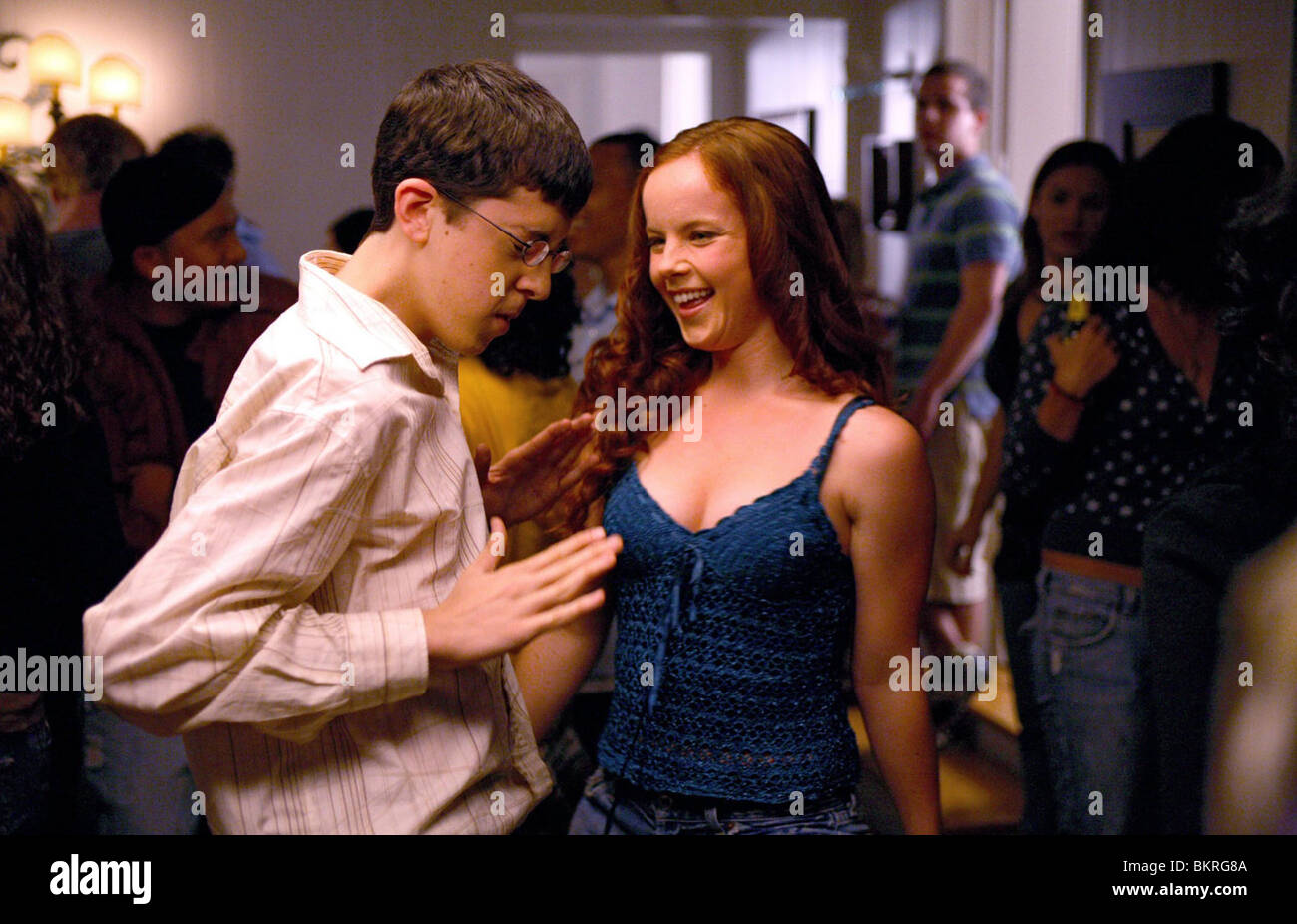 Superbad 2007 Christopher Mintz Plasse Aviva Greg Mottola Dir Stock Photo Alamy