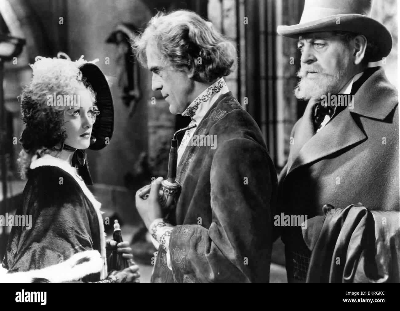 THE BLACK ROOM (1935) BORIS KARLOFF, MARIAN MARSH, THURSTON HALL ROY WILLIAM NEILL (DIR) 002 Stock Photo