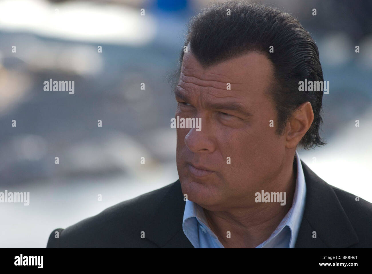 THE KEEPER (2009) STEVEN SEAGAL KEONI WAXMAN (DIR) 004 Stock Photo