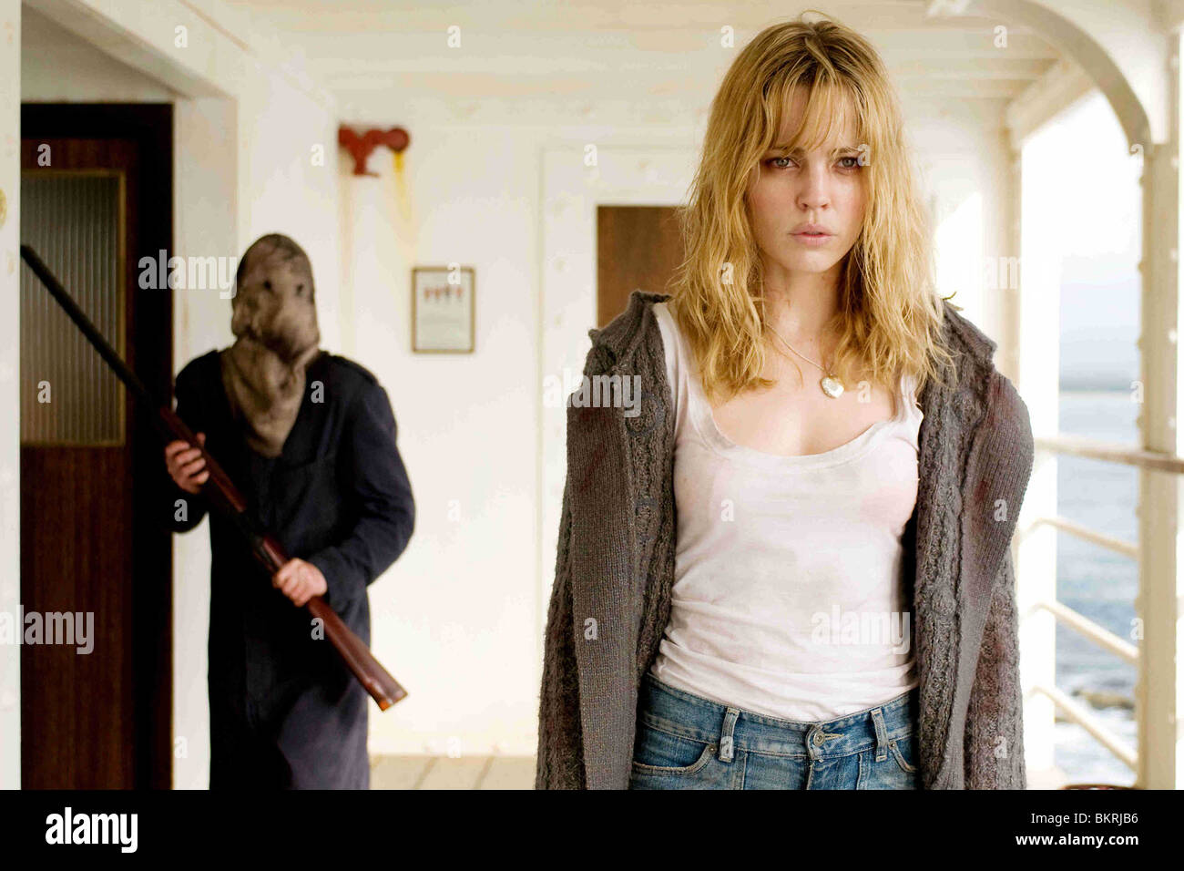 TRIANGLE (2009) MELISSA GEORGE CHRISTOPHER SMITH (DIR) 001 - Stock Image