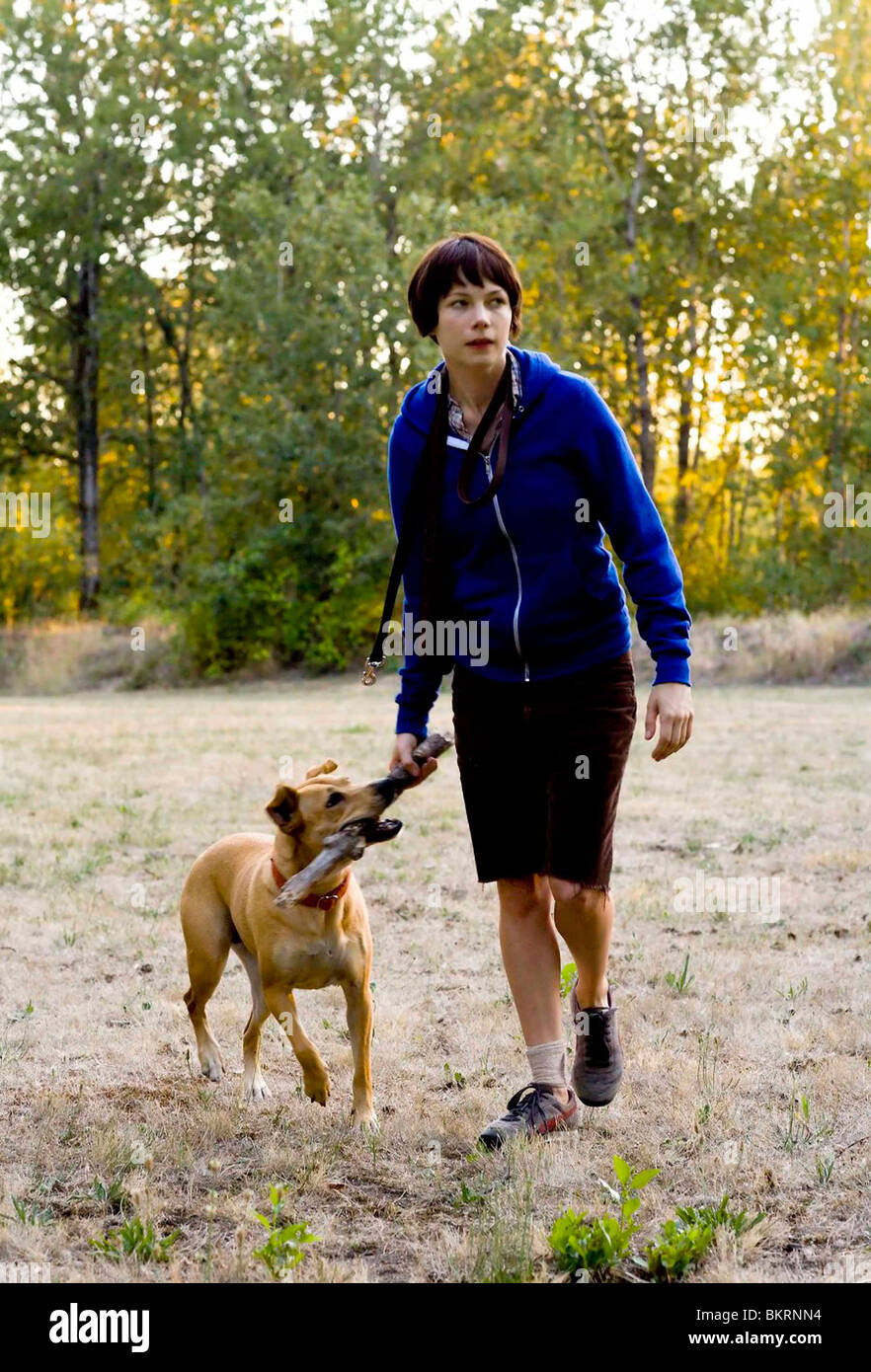 WENDY AND LUCY (2008) MICHELLE WILLIAMS KELLY REICHARDT (DIR) WEND 001 - Stock Image