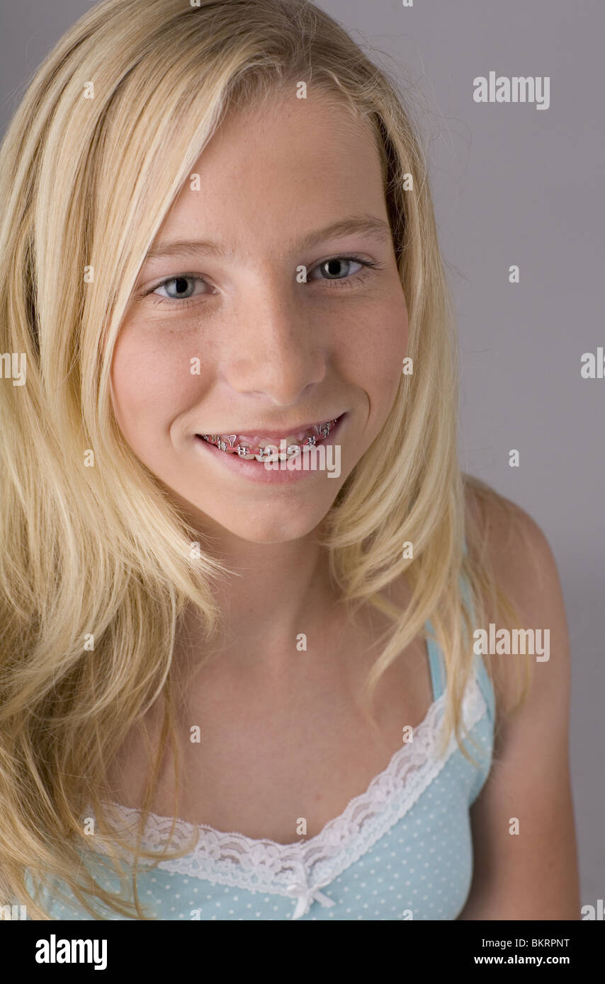 Young Blond Porn