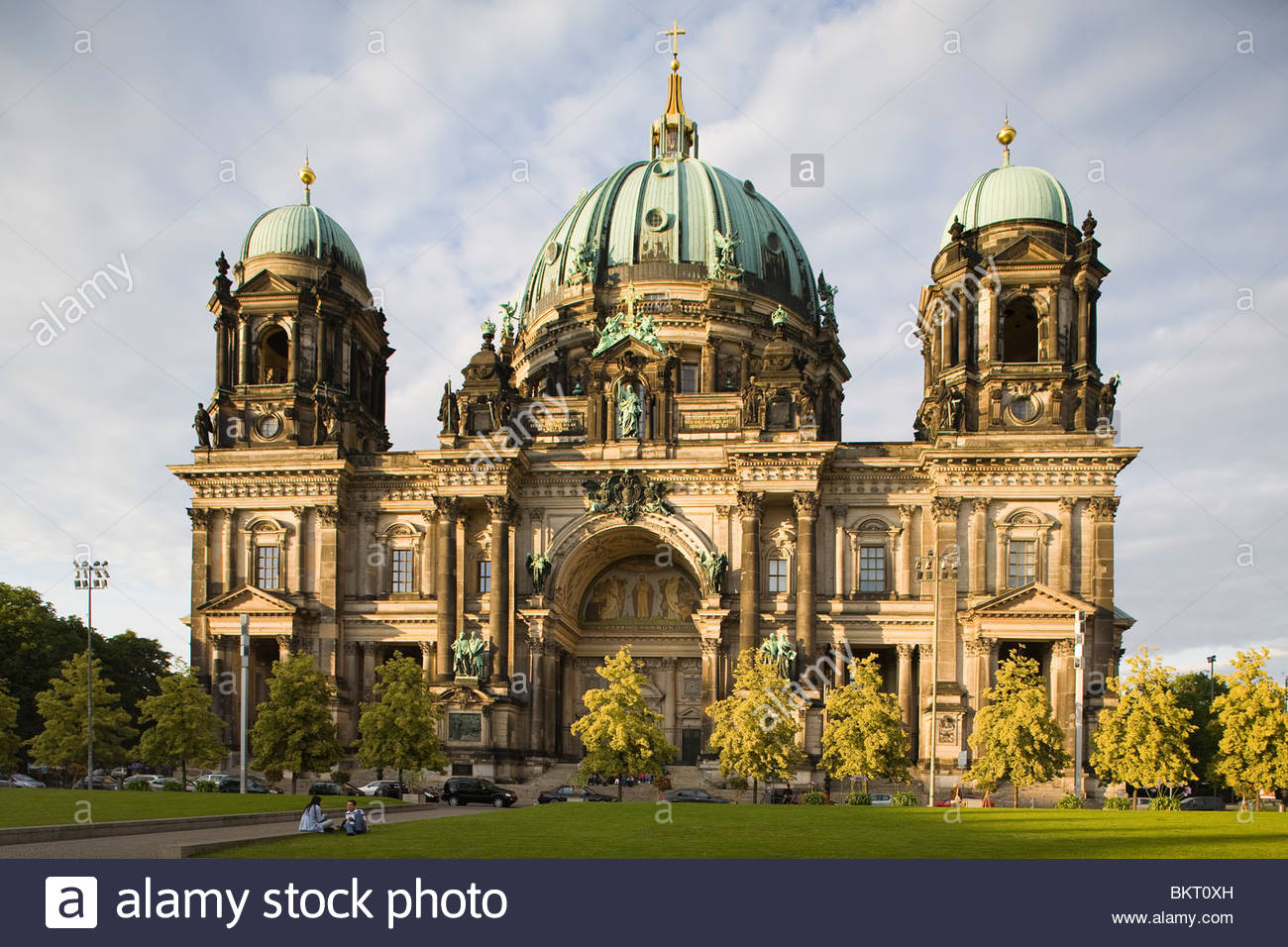 Berliner Dom,Berlin Cathedral,Berlin,Germany - Stock Image