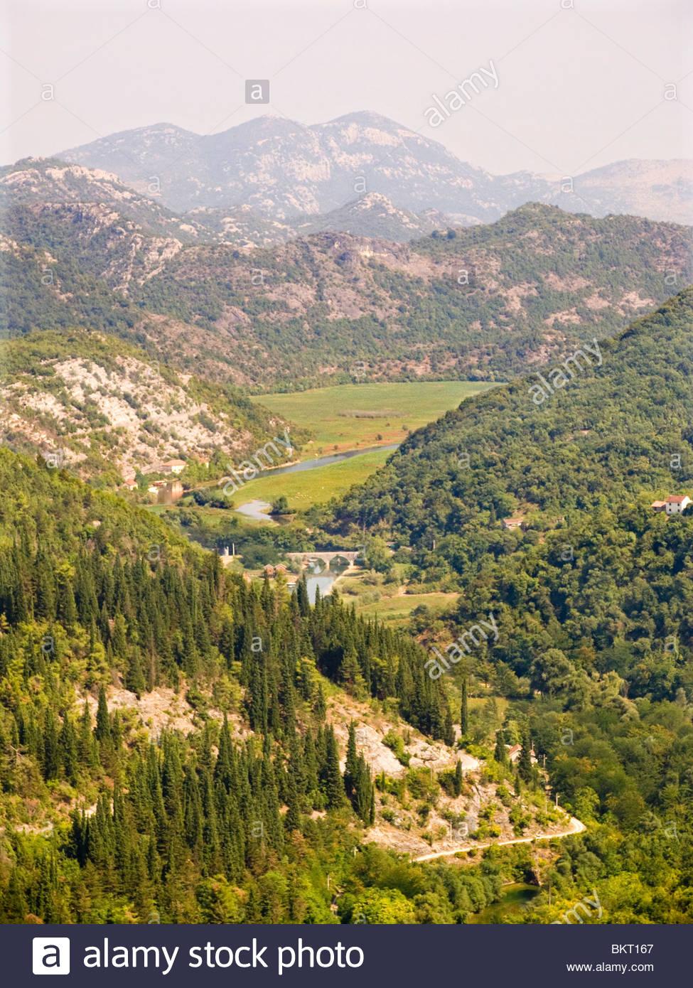 montenegro,europe Stock Photo