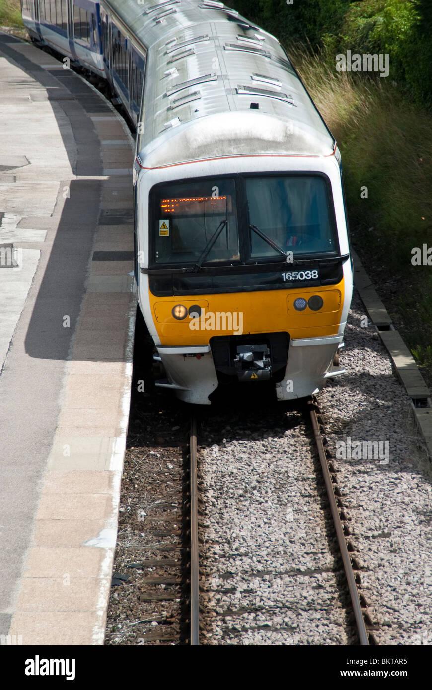 Chiltern trains multi unit - Stock Image