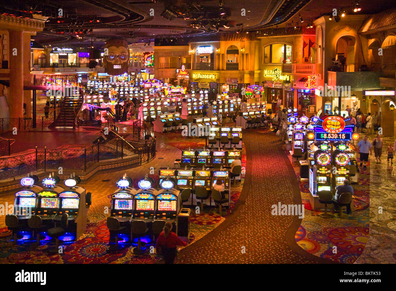 Rio All Suite Hotel Casino Las Vegas