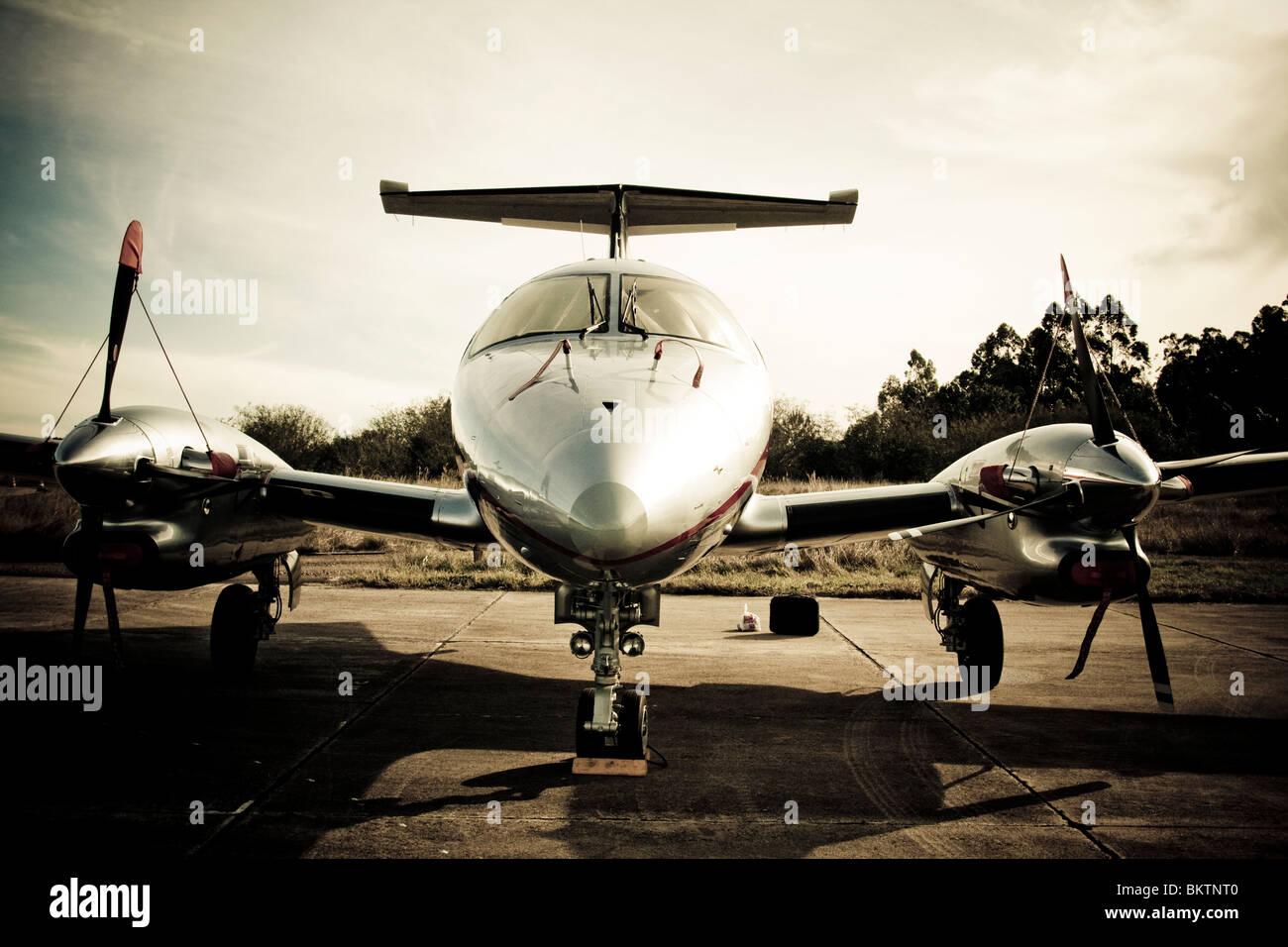 plane Stock Photo