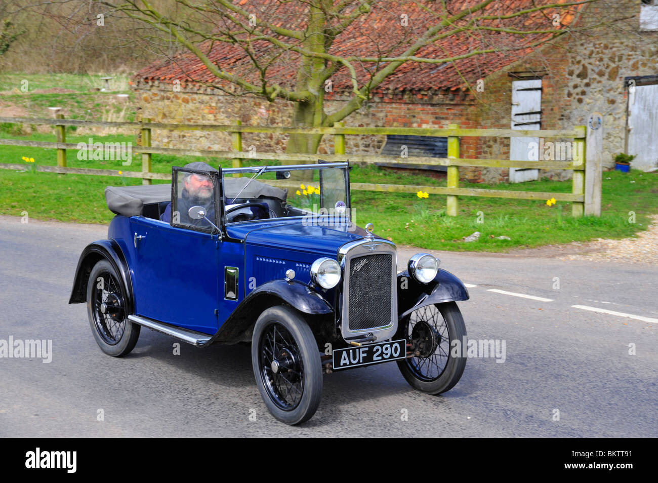 1934 Austin Seven Opal two seater. Vintage Cars ON THE OPEN ROAD ...