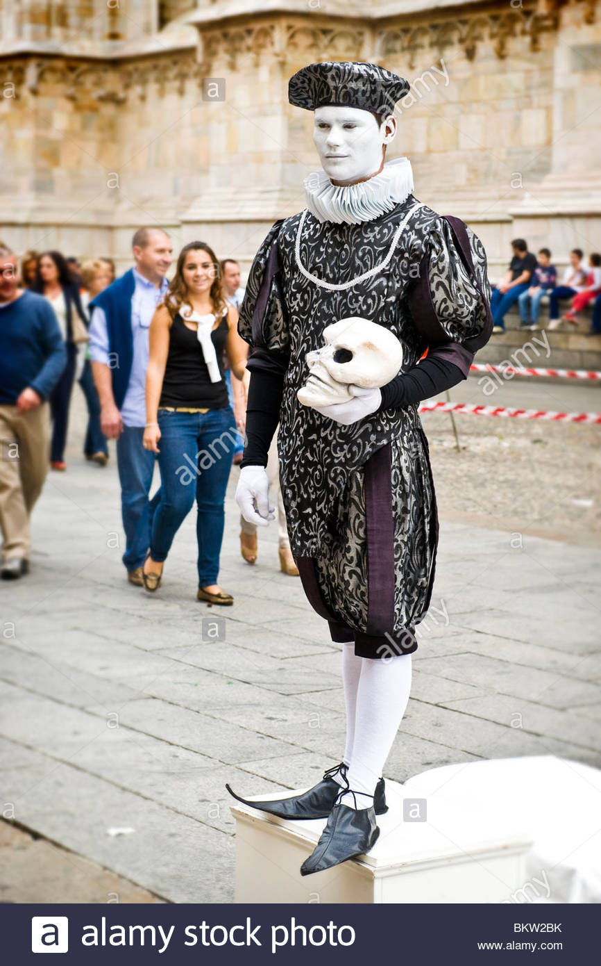 mime,milan,lombardia,italy Stock Photo