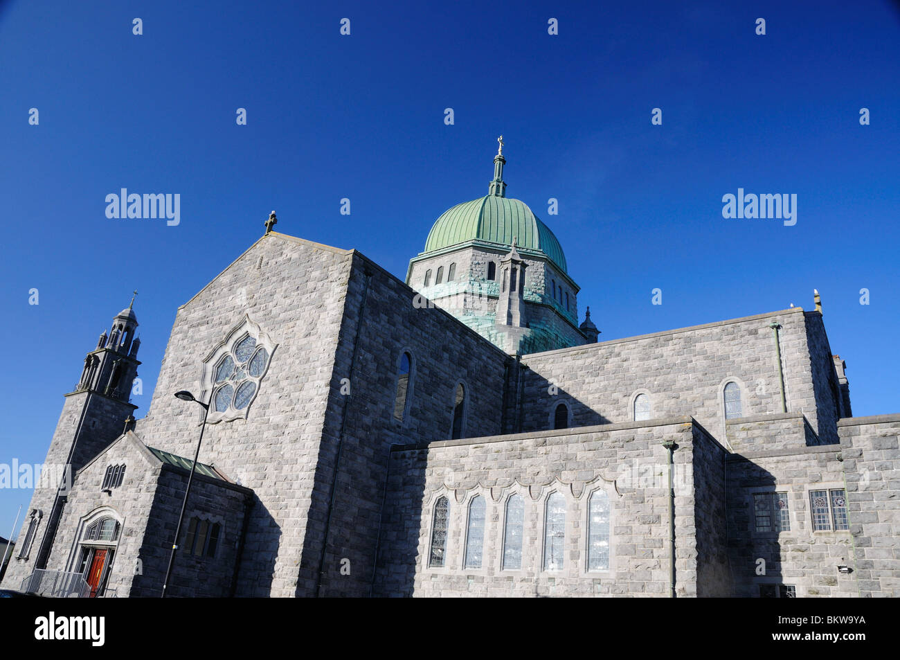 Galway City cathedral, Republic of Ireland - Stock Image