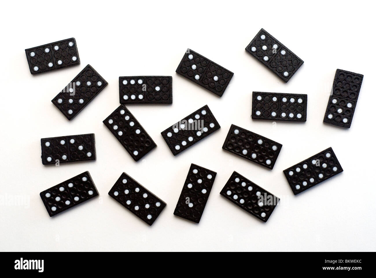 Game Of Dominos Stock Photos & Game Of Dominos Stock Images - Alamy