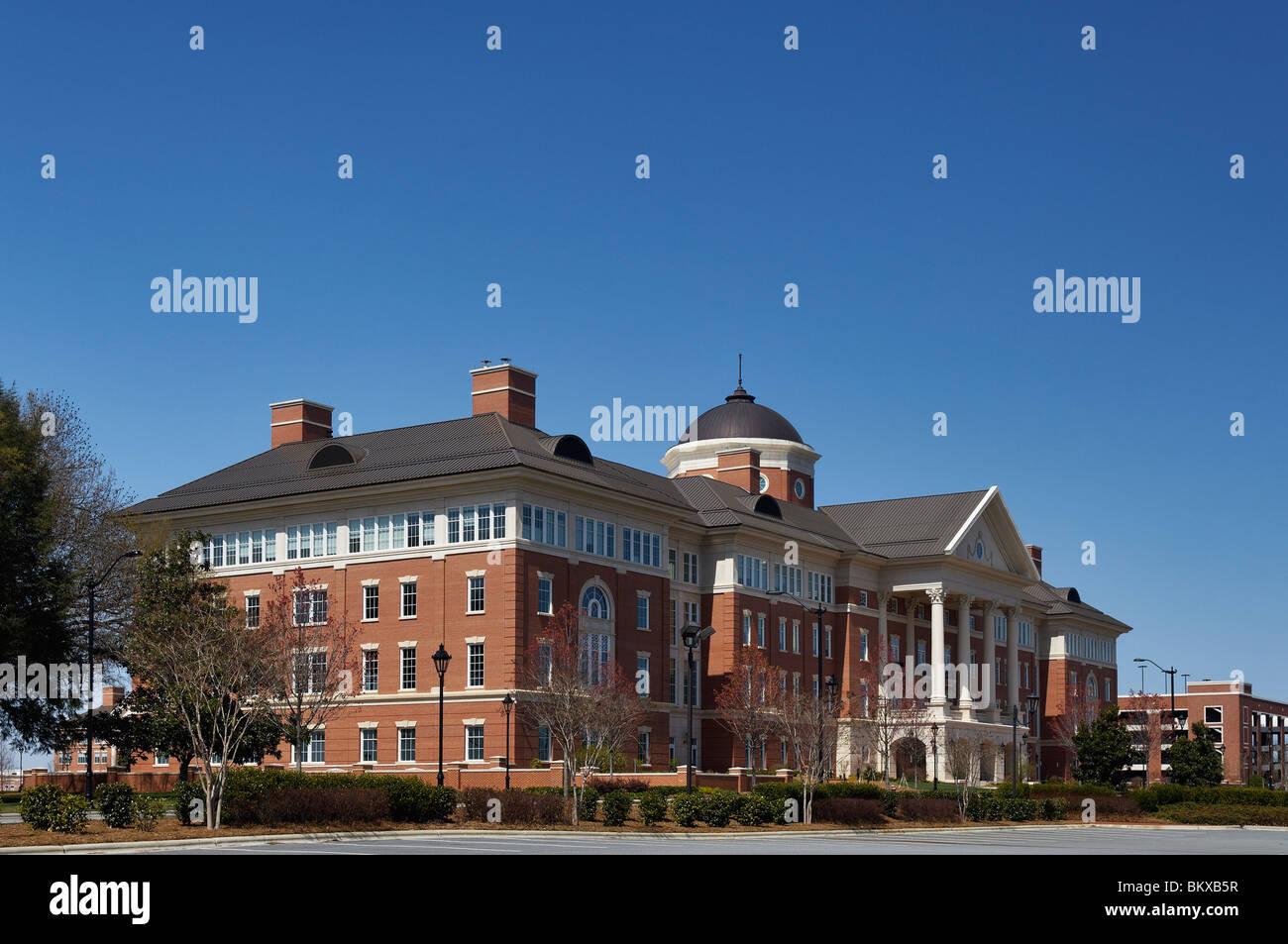 North Carolina Research Campus in Kannapolis, North Carolina - Stock Image
