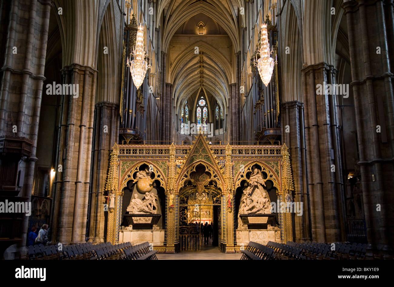 Organ Gallery Coro Biombo Y Quire Choir Screen Isaac