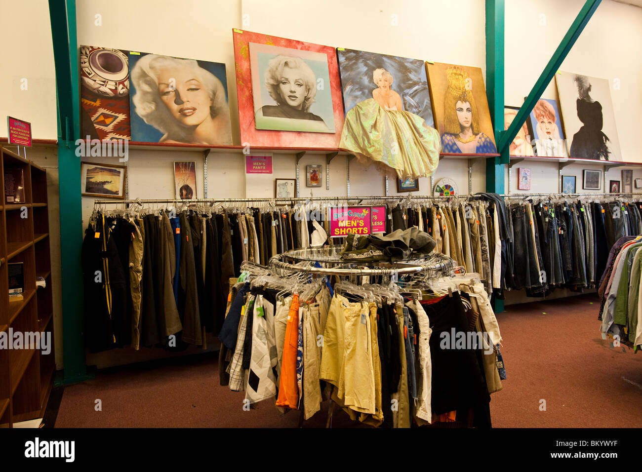 WHERE TO SHOP IN LOS ANGELES   Melrose Trading Post