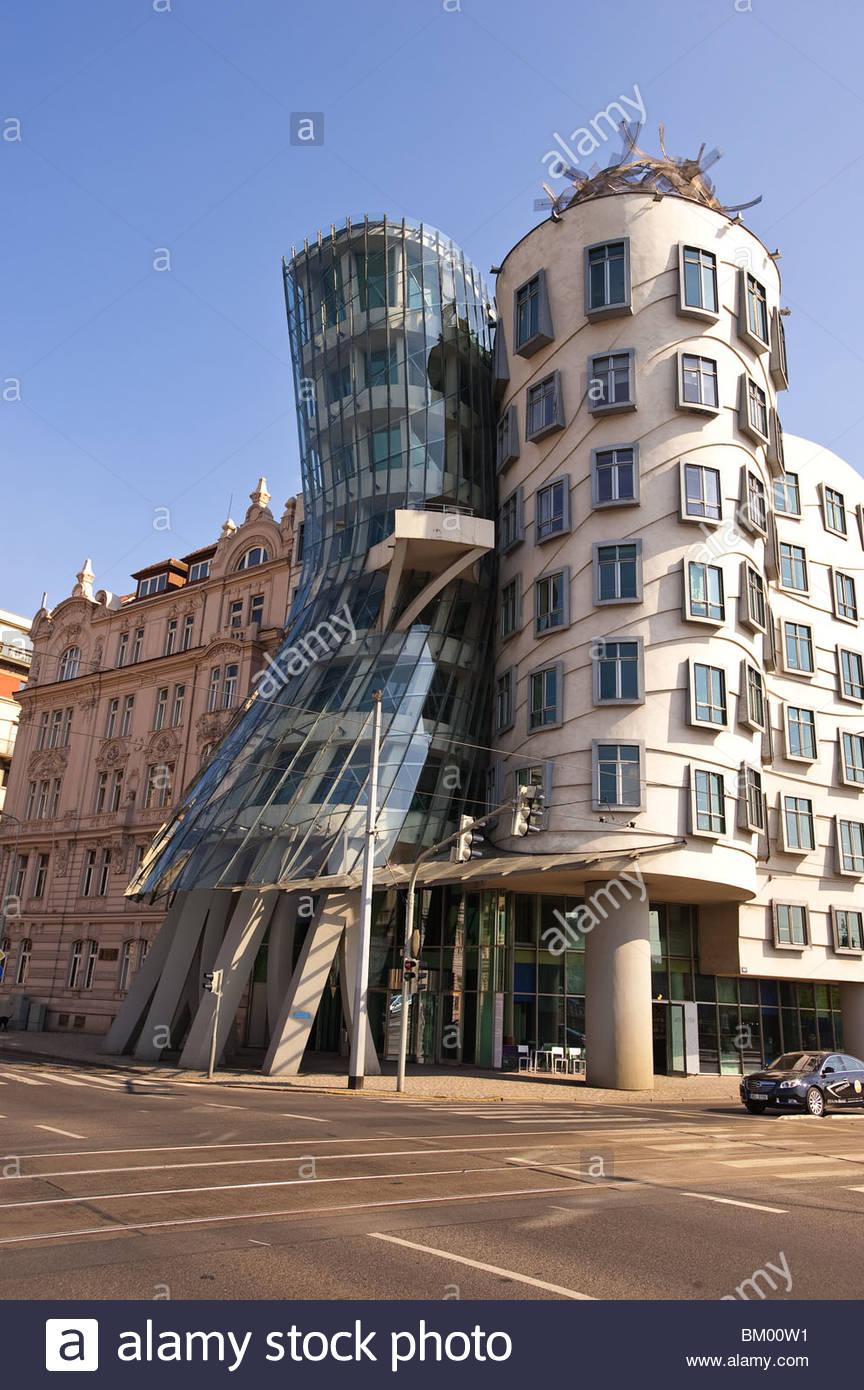 Tanzendes Haus Prag Tschechien