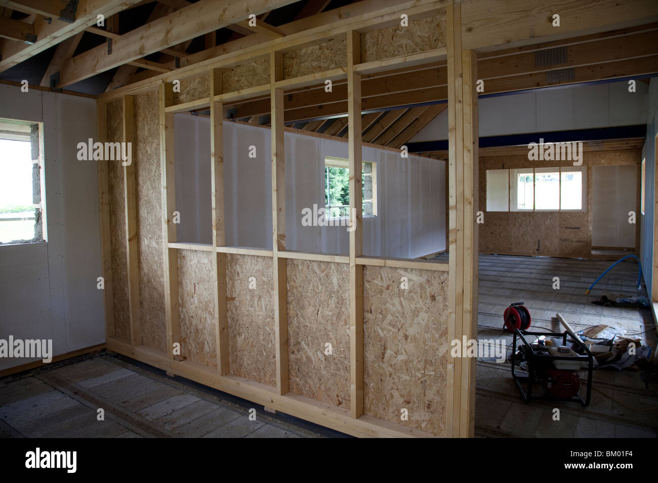 Timber frame walls page 6 frame design reviews for North point motors traverse city