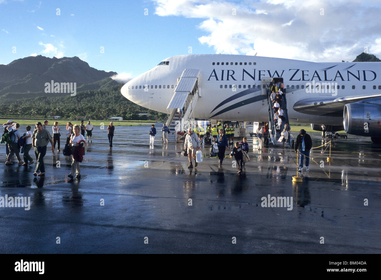 Rarotonga Airport Hotel