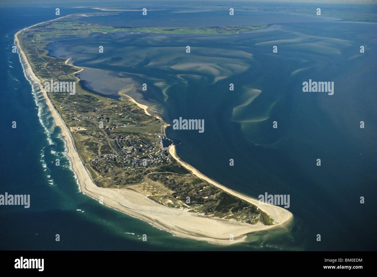 North Sea Island Of Sylt