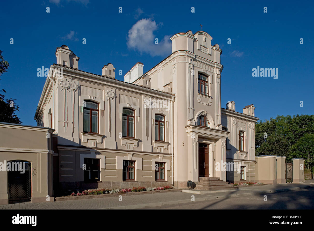 Russia,Pskov,Mason's House,early 20th century. - Stock Image
