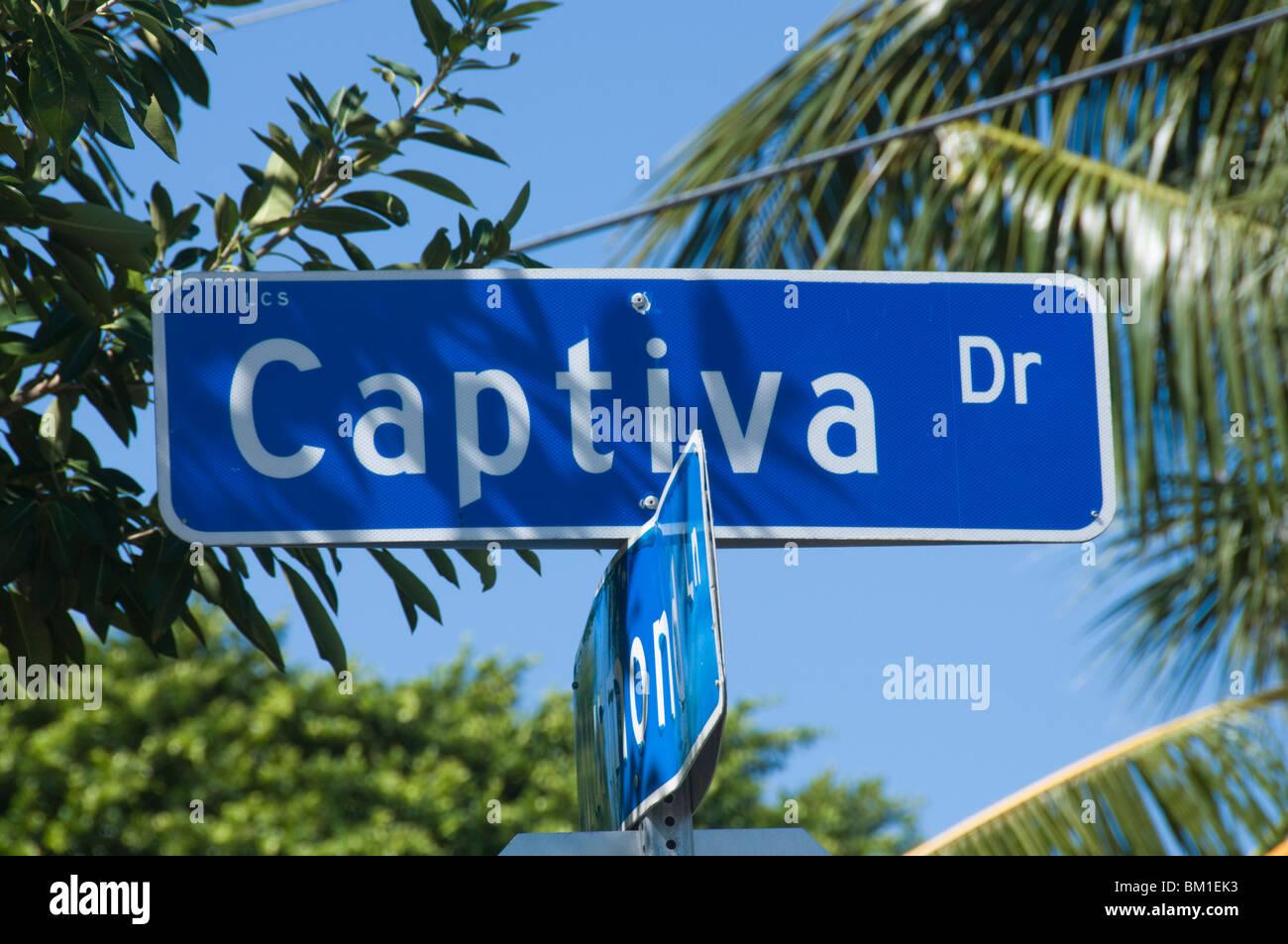 Captiva Island, Gulf Coast, Florida, United States of America, North America - Stock Image