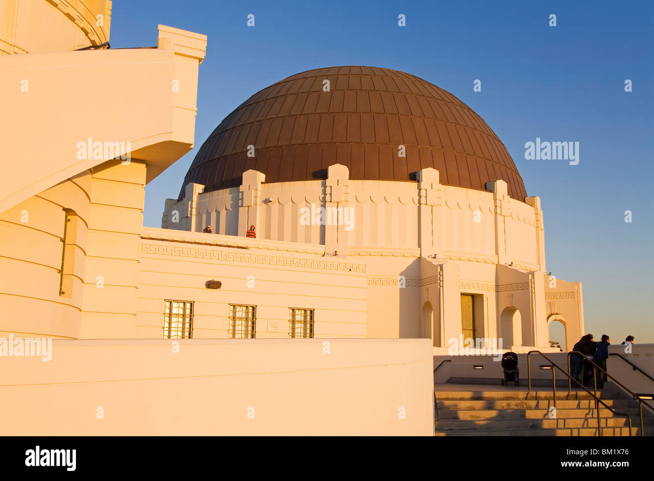 Griffith Observatory, Hollywood, California, United States of America, North America - Stock Image