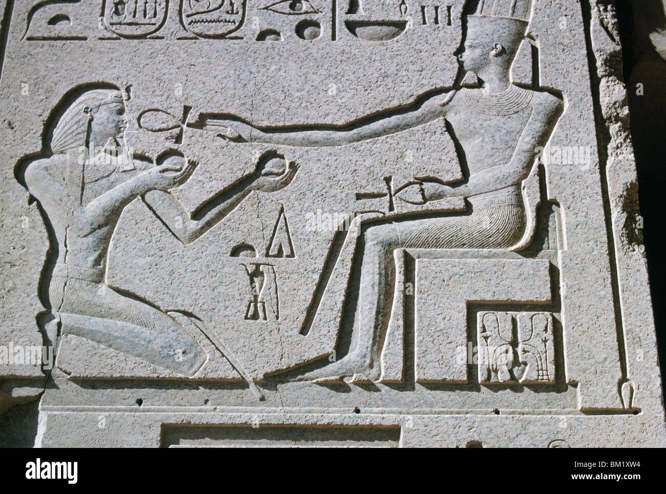 ancient egyptian relief carving stock photos ancient. Black Bedroom Furniture Sets. Home Design Ideas