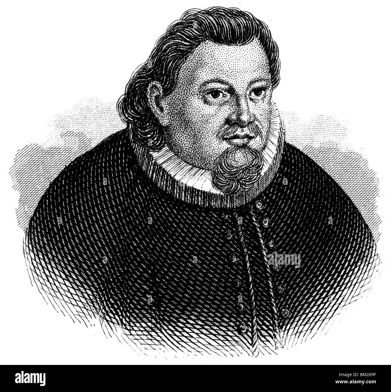 Nikolaus Krell - Stock Image