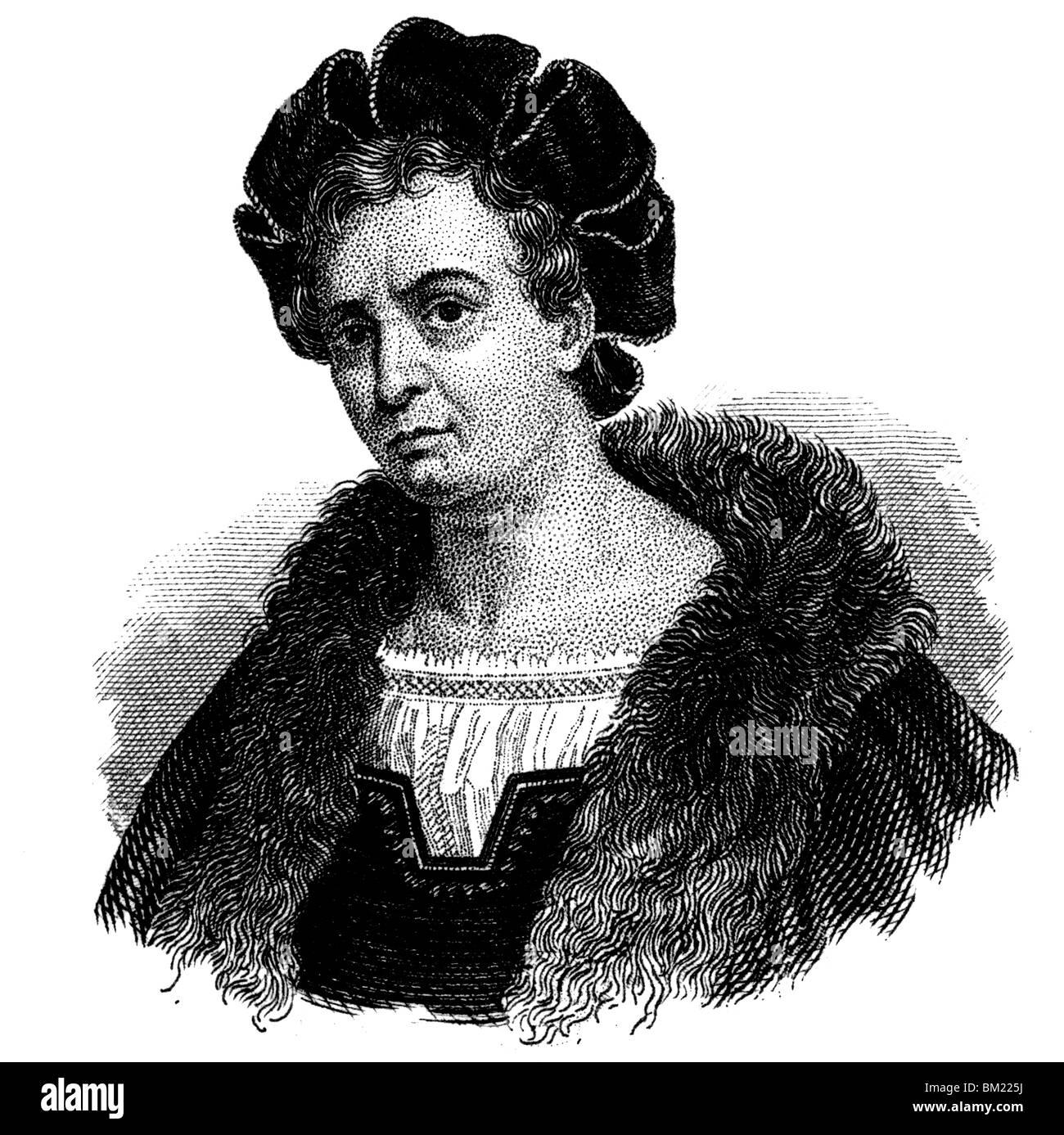 François-Joseph Talma - Stock Image