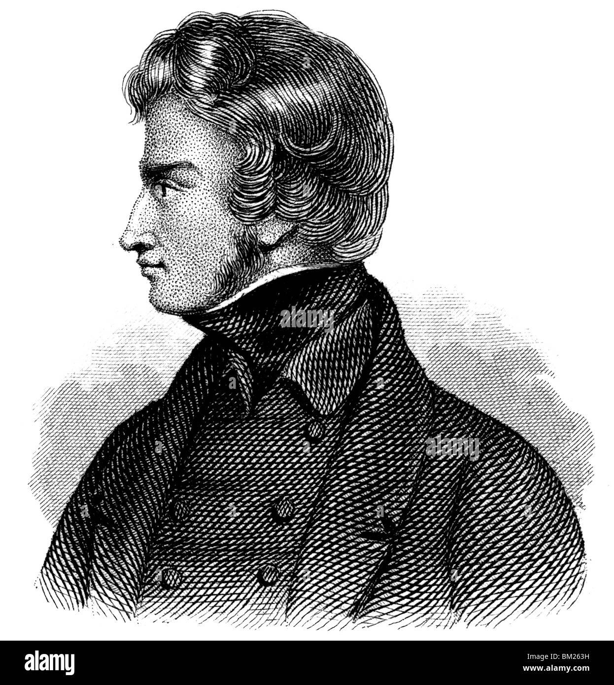 Adam Mickiewicz - Stock Image