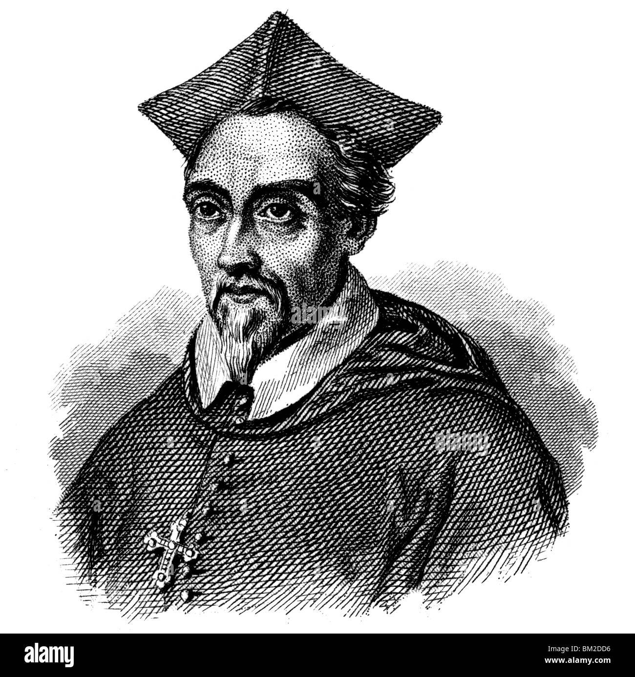 Melchior Klesl - Stock Image