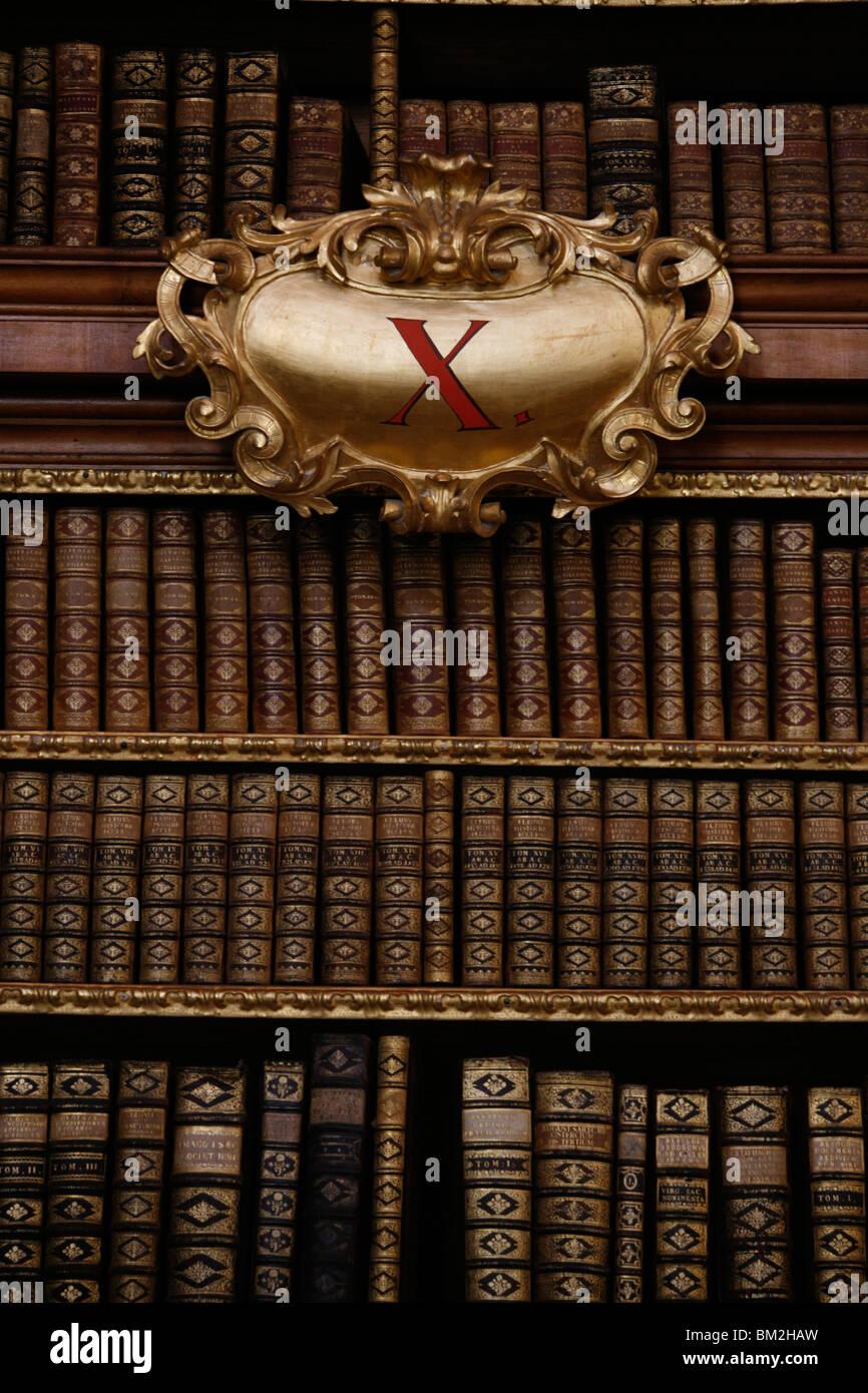 Melk Abbey Library Stock Photos  Melk Abbey Library Stock-2630