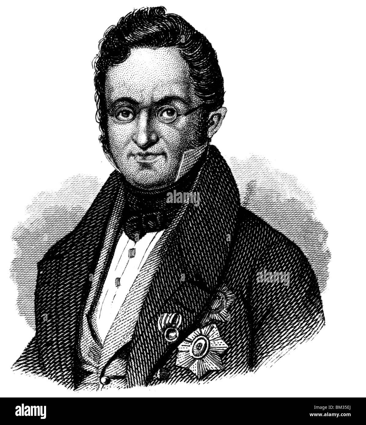 Karl Nesselrode - Stock Image