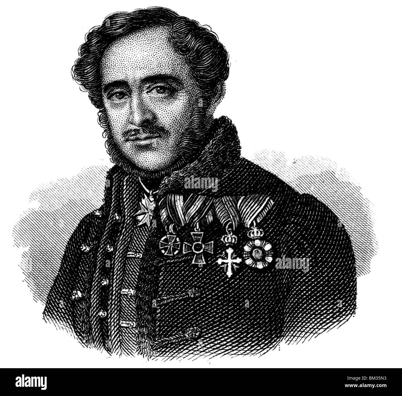 István Széchenyi - Stock Image