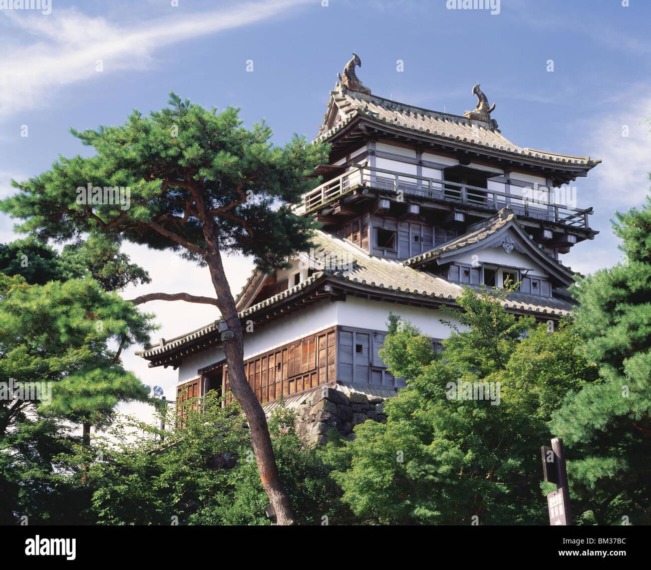Castles in Fukui Prefecture
