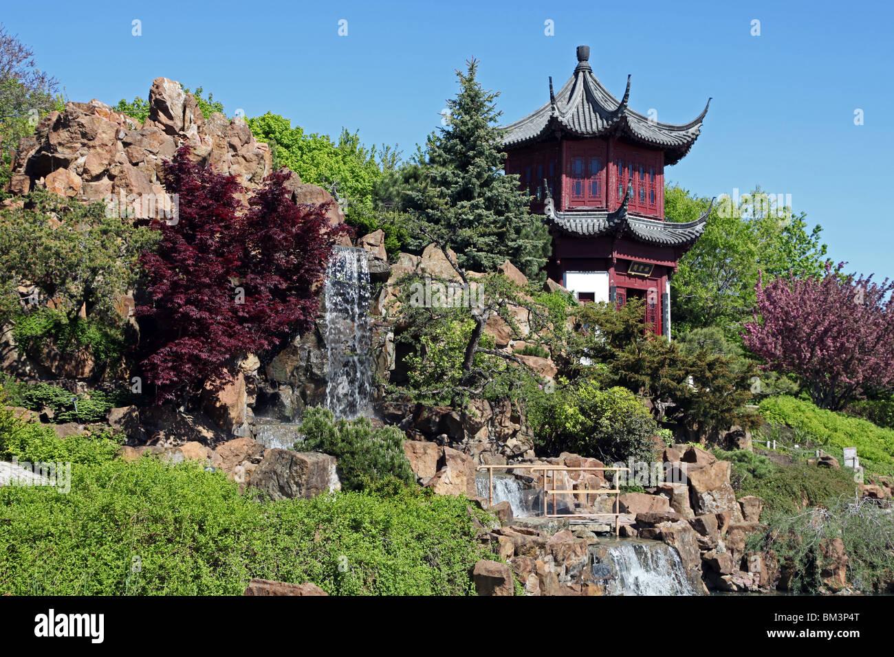 Asian garden montreal event