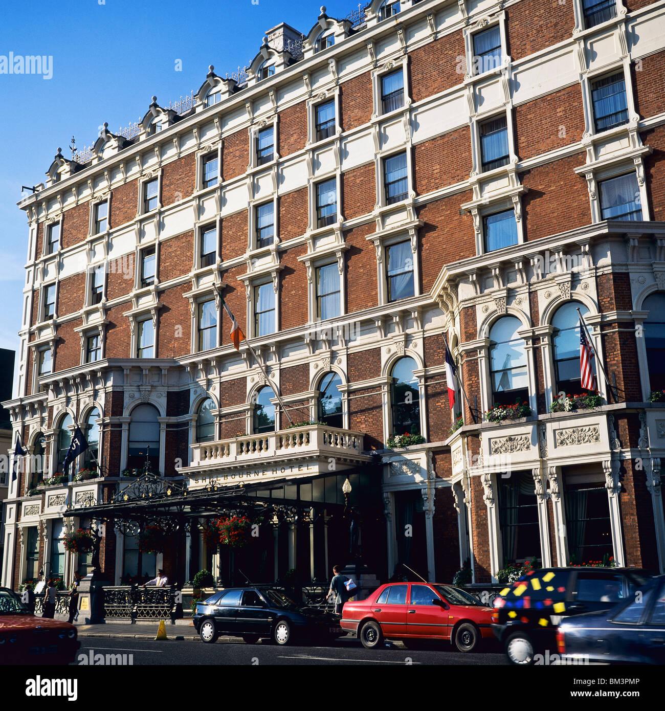 Shelbourne Hotel, Dublin Stock Photos & Shelbourne Hotel
