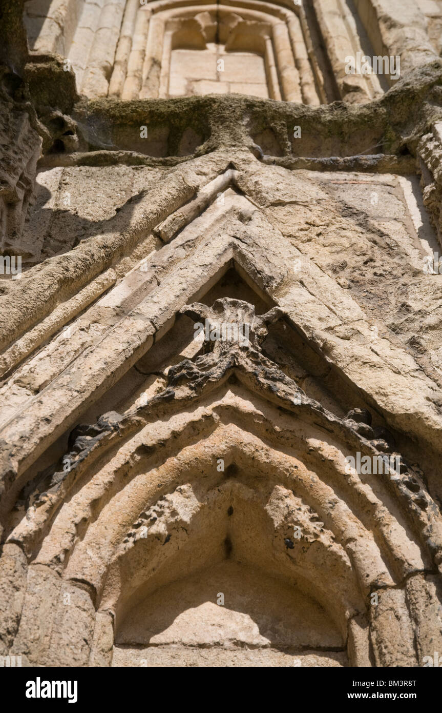 Stone Carving East Anglia England Uk Stock Photos & Stone Carving ...